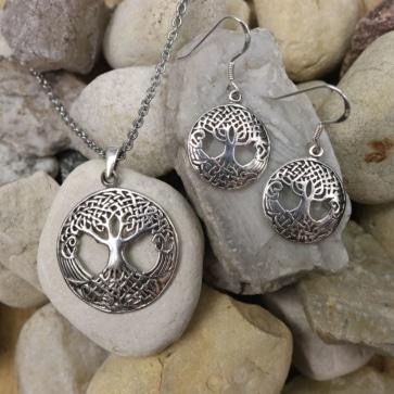 Celtic Jewelry Sets