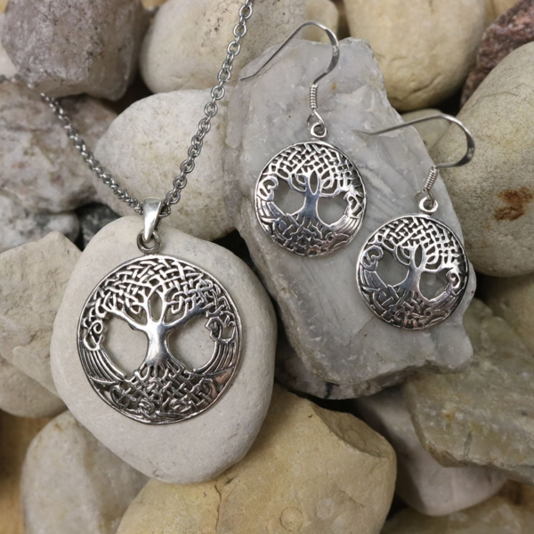 Celtic Jewelry Sets