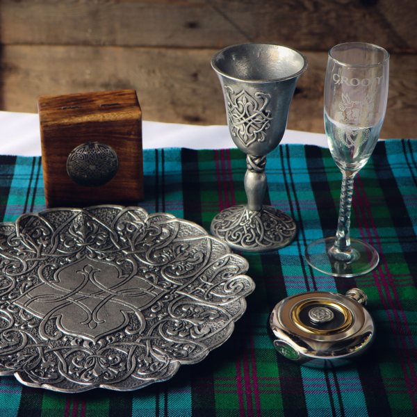 Celtic Wedding Decor