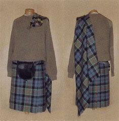 Heavy Weight Premium Wool Tartan Fly Plaid