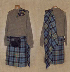 Poly Viscose Tartan Fly Plaid
