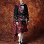 Light Weight Premium Wool Formal Kilt