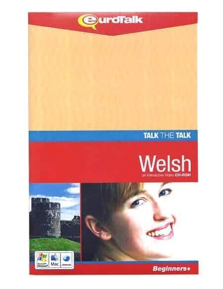 Welsh Gaelic for Teens Beginner Plus Talk the Talk