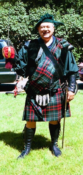 Light Weight Ancient Kilt (List A & B)