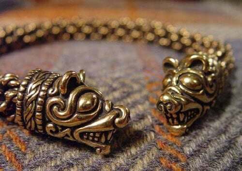 Norse Bear Torc Extra Heavy Weight