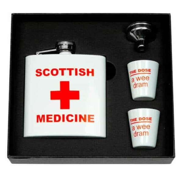 Scottish First Aid Kit