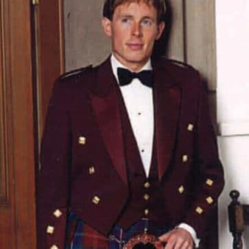 Prince Charlie Jacket & Vest (Colors)