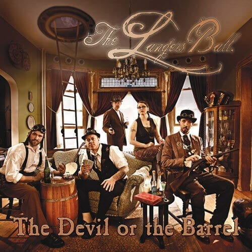 CD - Langers Ball - The Devil or The Barrel