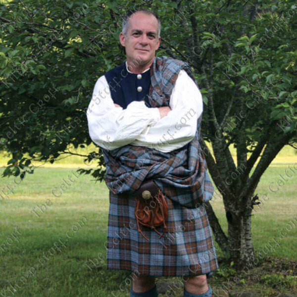 Rob Roy Movie Tartan Great Kilt