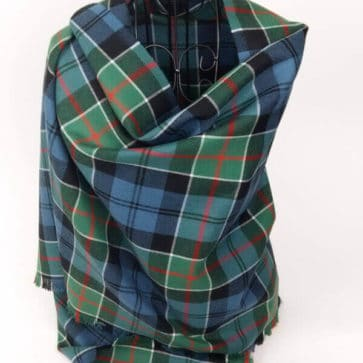 Medium Weight Tartan Stoles