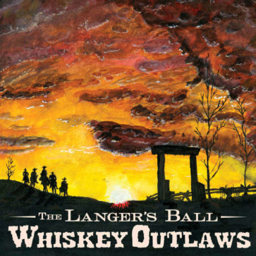 CD - Langers Ball - Whiskey Outlaws