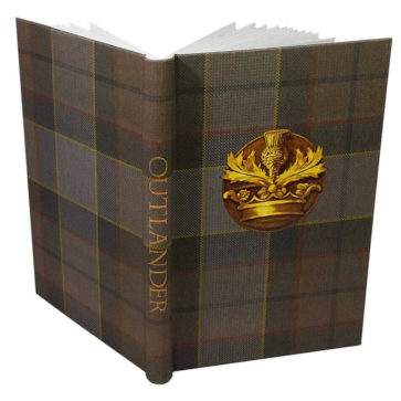 OUTLANDER Crown and Thistle Journal