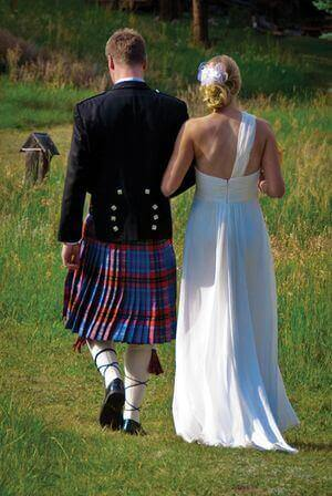 Medium Weight Premium Wool Formal Kilt (Old & Rare Tartans)