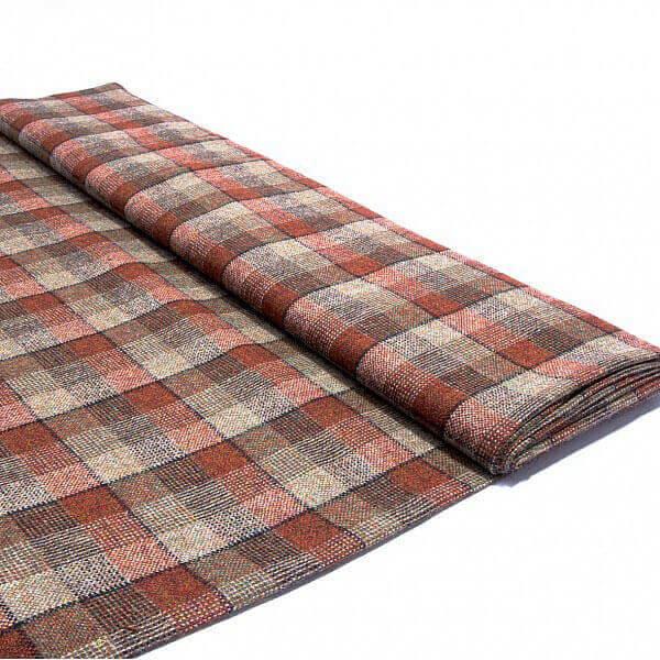 Braveheart Rustic Wool Tartan Single Width