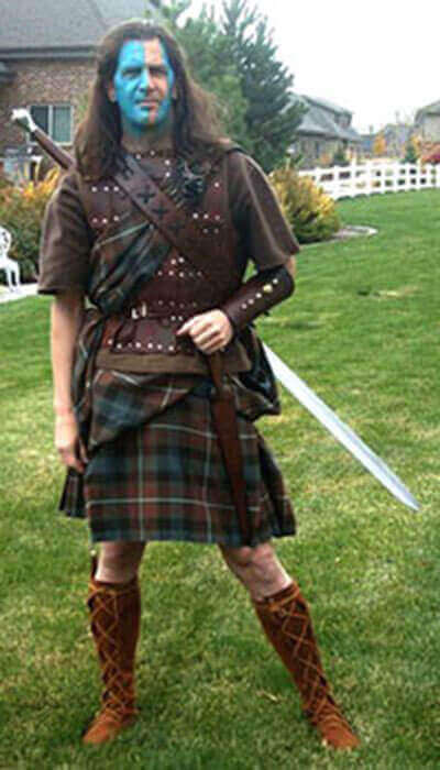Medium Weight Ancient Kilt (List D)