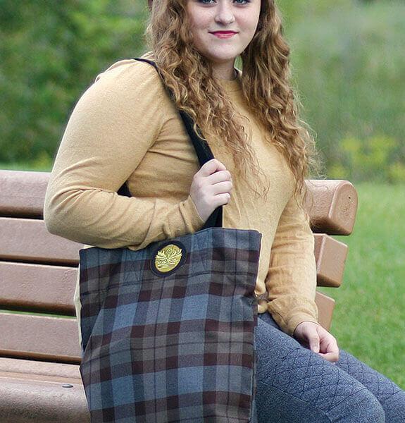 OUTLANDER Tartan Bags