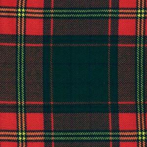 Homespun Wool Blend Irish Ancient Kilt