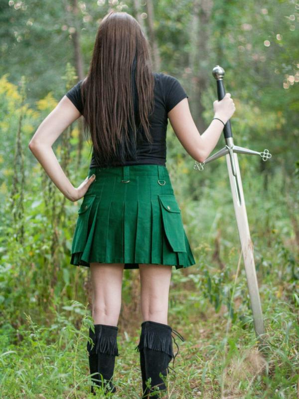 Ladies Wilderness Mini Kilts