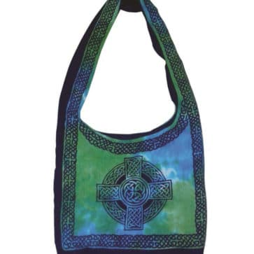 Celtic Cross Book Bags