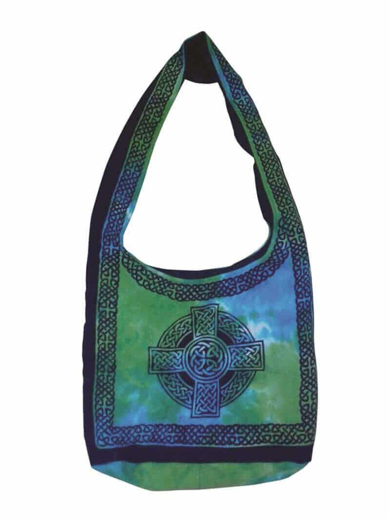 Celtic Cross Book Bags