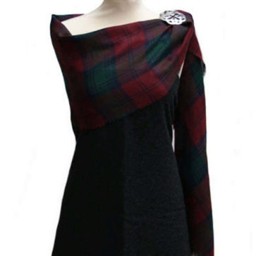 Light Weight Tartan Stoles