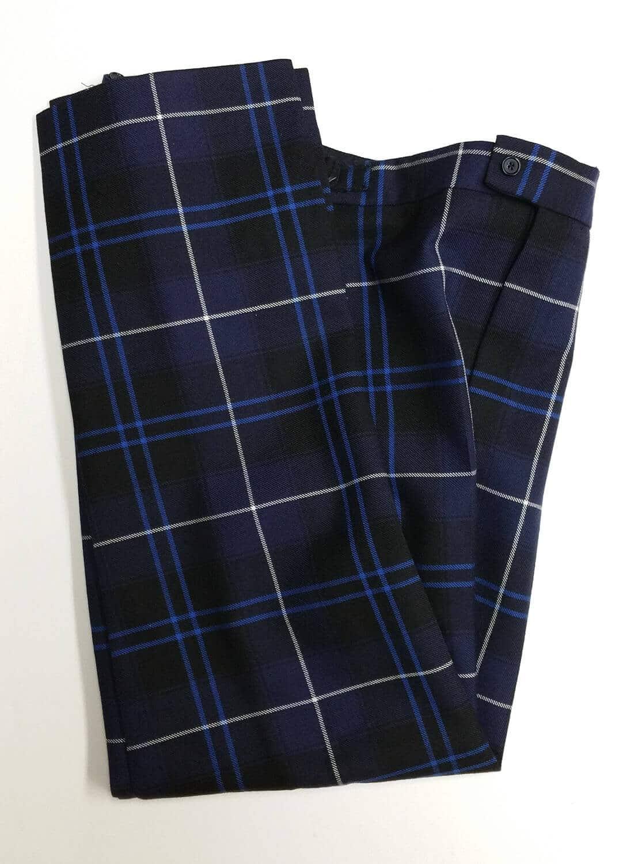 Patriot Modern Tartan Trousers
