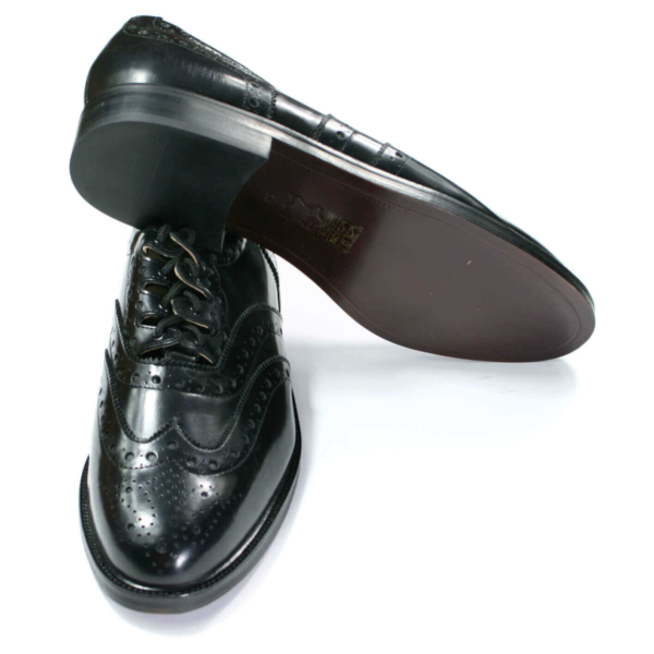 Premium Leather Sole Ghillie Brogues