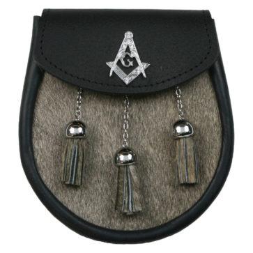 Masonic Premium Fur Sporran