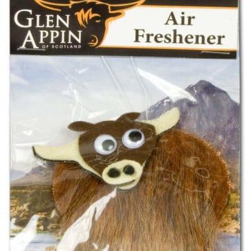 Highland Coo Air Freshener