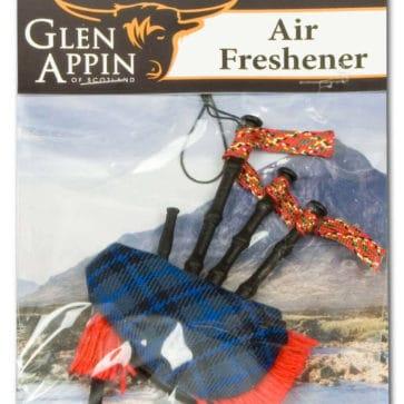 Bagpipe Air Freshener