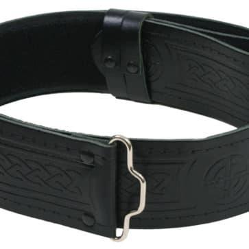 Quality Kilt Belts