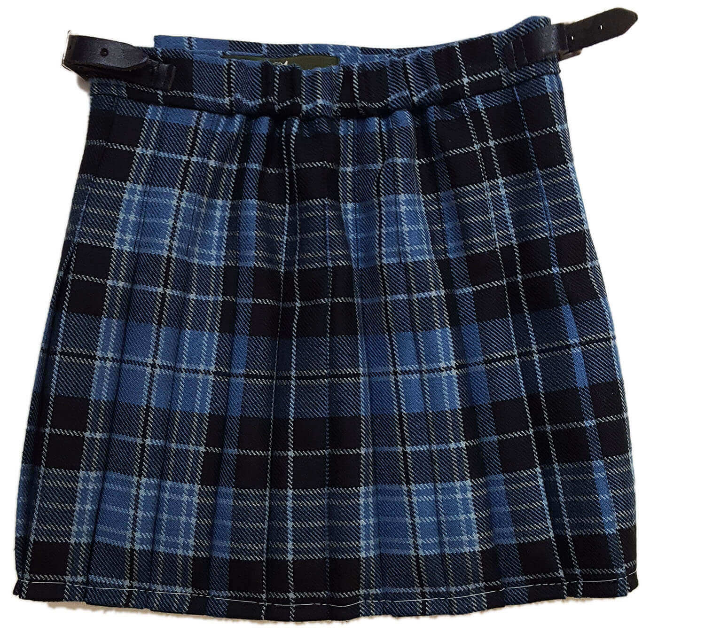 Clergy Child's Premium Wool Tartan Kilt