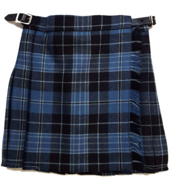 Clergy Child's Premium Wool Tartan Kilt