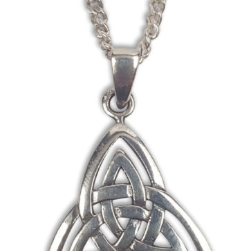 Triskle Knot Necklace