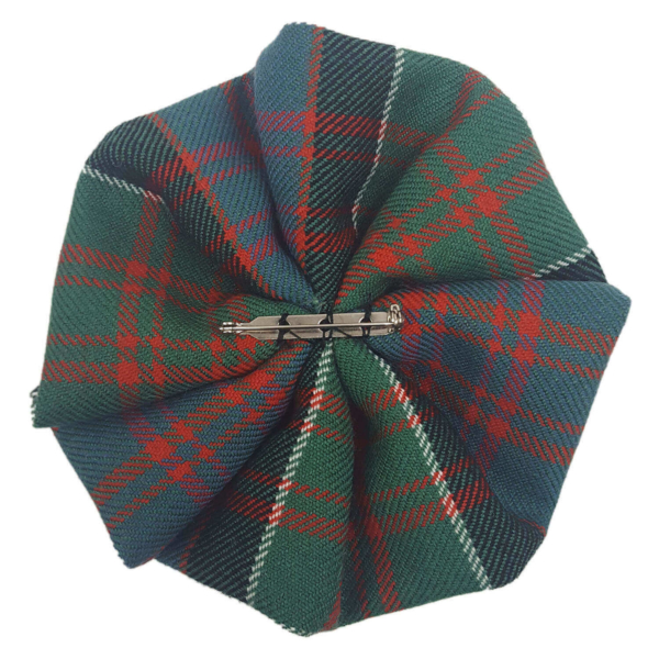 US Air Force Tartan Rosette