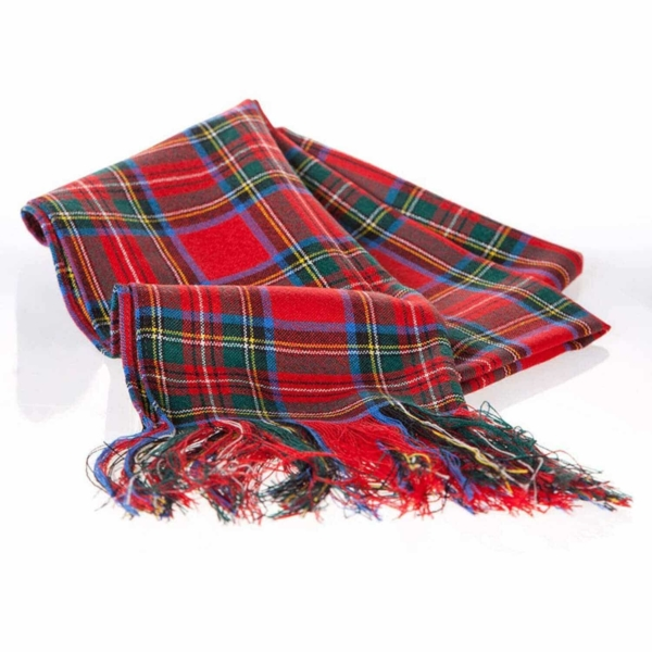 Traditional Tartan Sashes