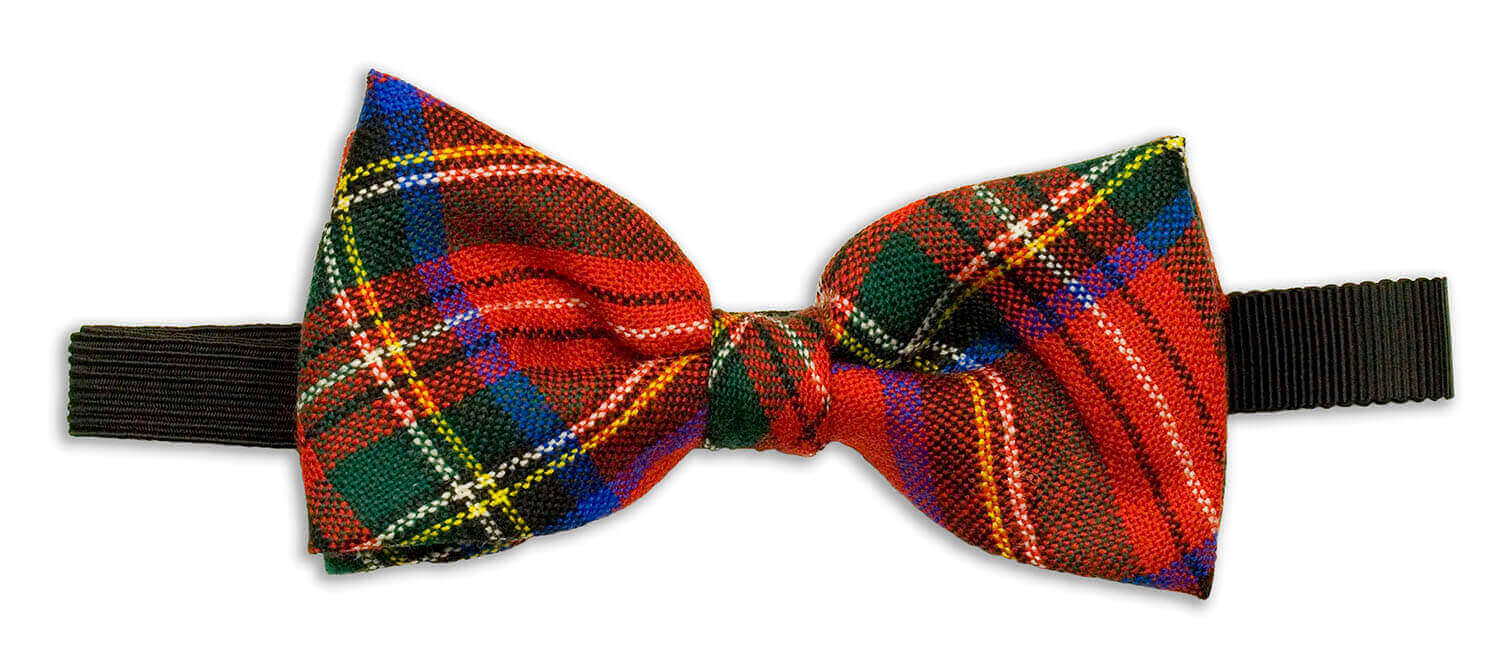 Tartan Bow Ties, Spring Weight