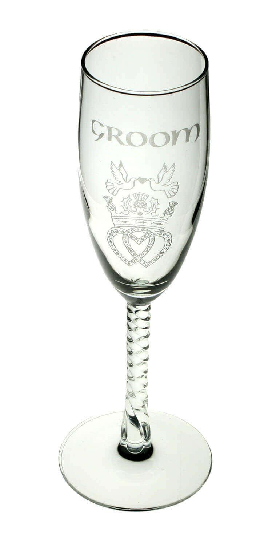 Champagne Lukenbooth Wedding Set