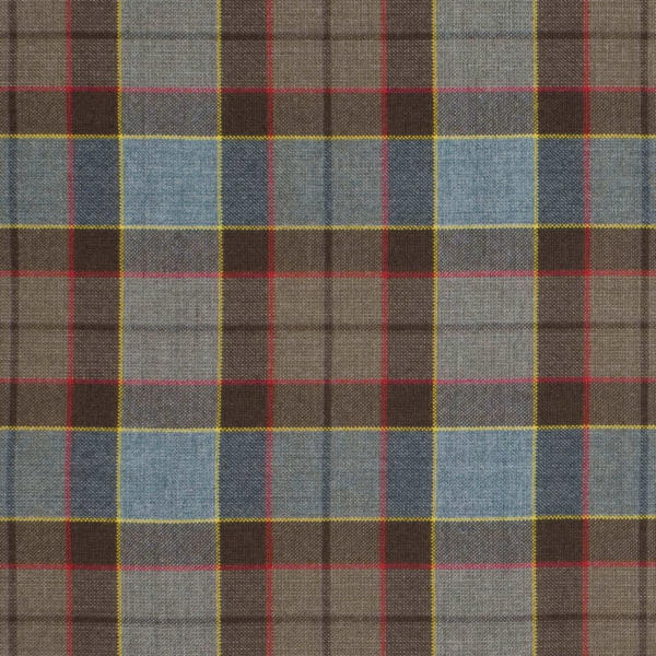 OUTLANDER Wrap Authentic Premium Wool Tartan