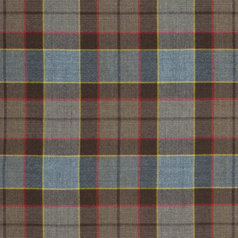 OUTLANDER Authentic Premium Wool Fraser Tartan Fabric
