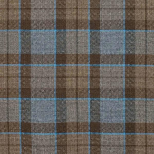 OUTLANDER Throw/Blanket Authentic Premium Wool Tartan