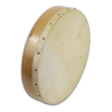 Willow Frame Tacked 12 inch Bodhran