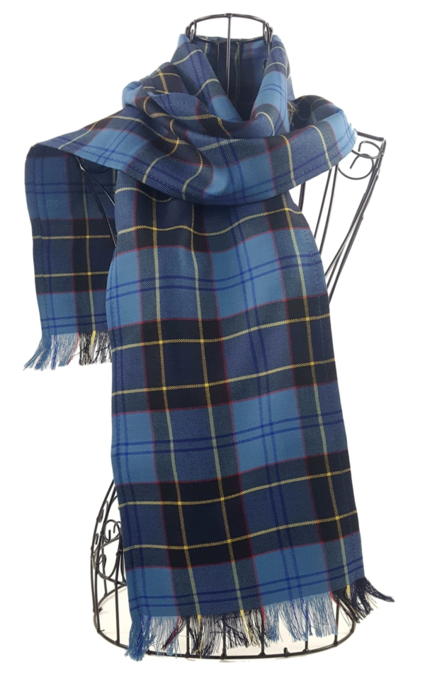 U.S. Air Force Premium Wool Tartan Scarf