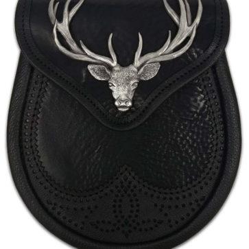Premium Leather Sporrans