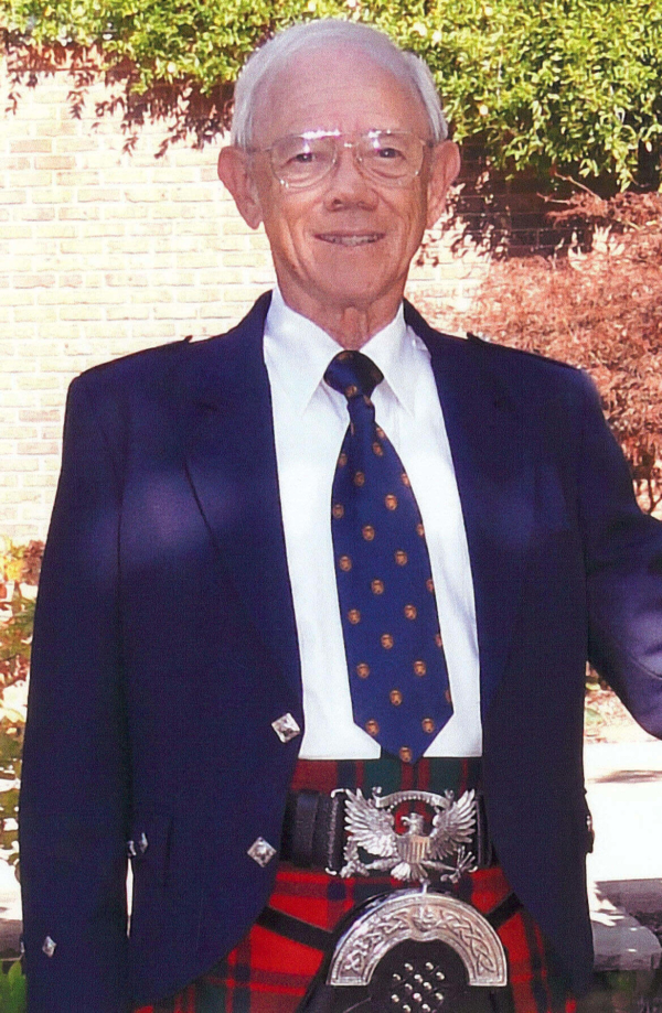 Don McKee American Eagle Kilt Belt Buckle