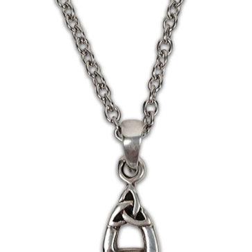 Triskle Trinity Necklace