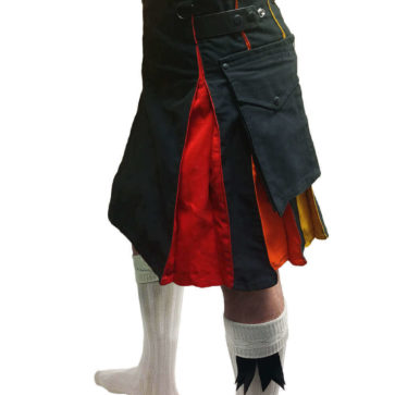 Pride Canvas Kilt