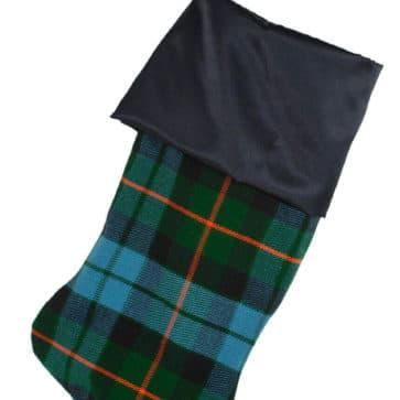 Light Weight Premium Wool Tartan Stocking