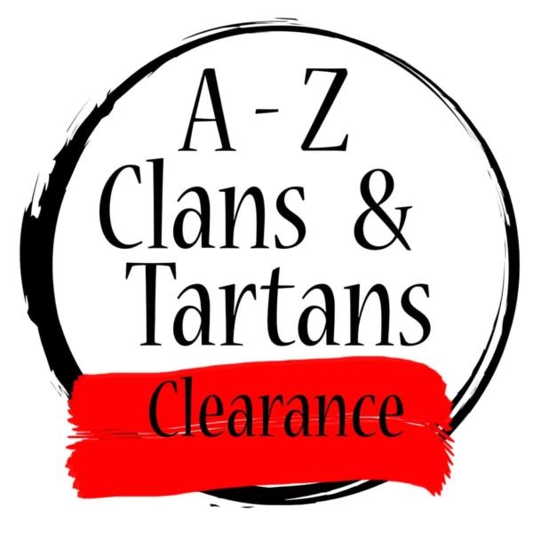 A-Z by Name or Tartan