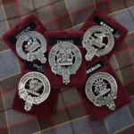 Clan Crest Badges/Brooches